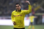 Thanks for the memories: Sahin might have played his last game for Dortmund